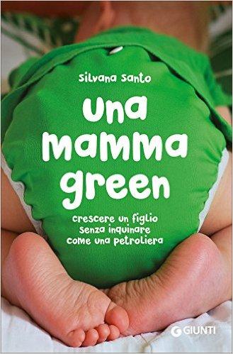 copertina libro una mamma green
